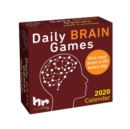 Daily Brain Games 2020 Day-to-Day Calendar - Book