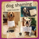 Dog Shaming 2020 Square Wall Calendar - Book