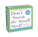 Don'T Sweat the Small Stuff... 2020 Day-to-Day Calendar - Book