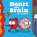 Heart and Brain 2020 Square Wall Calendar - Book