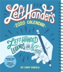 Left-Hander'S 2020 Weekly Diary Planner - Book