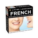 Living Language: French 2020 Day-to-Day Calendar - Book