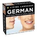 Living Language: German 2020 Day-to-Day Calendar - Book