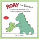 Rory the Dinosaur 2019-2020 Square Family Calendar - Book