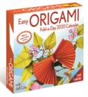 Easy Origami 2020 Activity Day-to-Day Calendar - Book