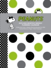 Peanuts 2019-2020 Monthly/Weekly Diary Planner - Book