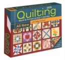 Quilting Block and Pattern-a-Day 2020 Activity Calendar - Book