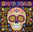 Sugar Skulls 2020 Square Wall Calendar - Book