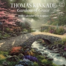 Thomas Kinkade Gardens of Grace 2020 Square Wall Calendar - Book