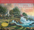 Thomas Kinkade Special Collector's Edition with Scripture 2020 Deluxe Wall Calendar - Book