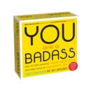 You are a Badass 2020 Day-to-Day Calendar - Book