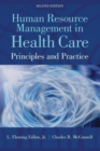 Human Resource Management In Health Care - Book