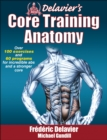 Delavier's Core Training Anatomy - Book