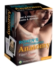Rohen's Photographic Anatomy Flash Cards - Book