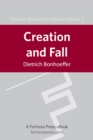 Creation and Fall DBW Vol 3 - eBook