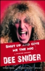 Shut Up and Give Me the Mic - eBook