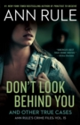 Don't Look Behind You : Ann Rule's Crime Files #15 - eBook