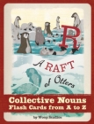 A Raft of Otters Flash Cards - Book