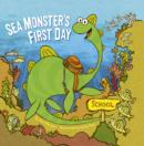 Sea Monster's First Day - eBook