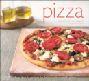 Pizza : More than 60 Recipes for Delicious Homemade Pizza - eBook
