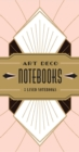 Art Deco Notebooks - Book