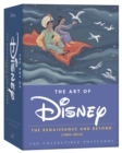 The Art of Disney Postcards : The Renaissance and Beyond (1989-2014) 100 Collectible Postcards - Book