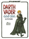 Darth Vader and Son Postcard Book - Book