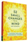 52 Small Changes for the Mind - Book