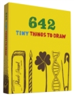 642 Tiny Things to Draw - Book