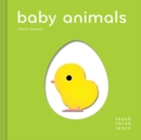 TouchThinkLearn: Baby Animals - Book