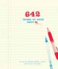 642 Things to Write About Me - Book