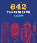 Things to Draw: London (pocket-size) - Book