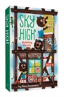 Sky-High Building Puzzle - Book
