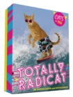 Totally Radicat : 20 Notecards and Envelopes - Book