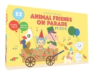 Animal Friends on Parade Puzzle - Book