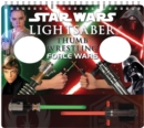 Star Wars Lightsaber Thumb Wrestling Force Wars - Book