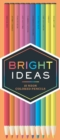 Bright Ideas Neon Colored Pencils: 10 Colored Pencils - Book