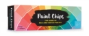 Paint Chip Poetry : A Game of Color and Wordplay - Book