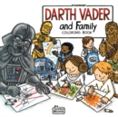 Darth Vader and Family Coloring Book - Book