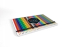 Bright Ideas Deluxe Colored Pencil Set - Book