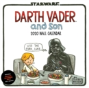 Darth Vader and Son 2020 Wall Calendar - Book