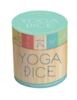 Yoga Dice : 7 Wooden Dice, Thousands of Possible Combinations! - Book