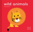 TouchThinkLearn: Wild Animals - Book
