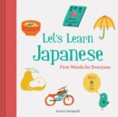 Let's Learn Japanese: First Words for Everyone - Book