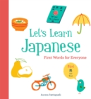 Let's Learn Japanese : First Words for Everyone - eBook