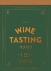 Wine Tasting Notes - Book