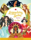 Legendary Ladies Notes : 20 Notecards and Envelopes - Book