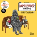 Darth Vader and Family 2020 Family Wall Calendar - Book