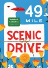 49-Mile Scenic Drive Notebook Collection - Book