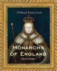 Monarchs of England : 59 Royal Flashcards - eBook